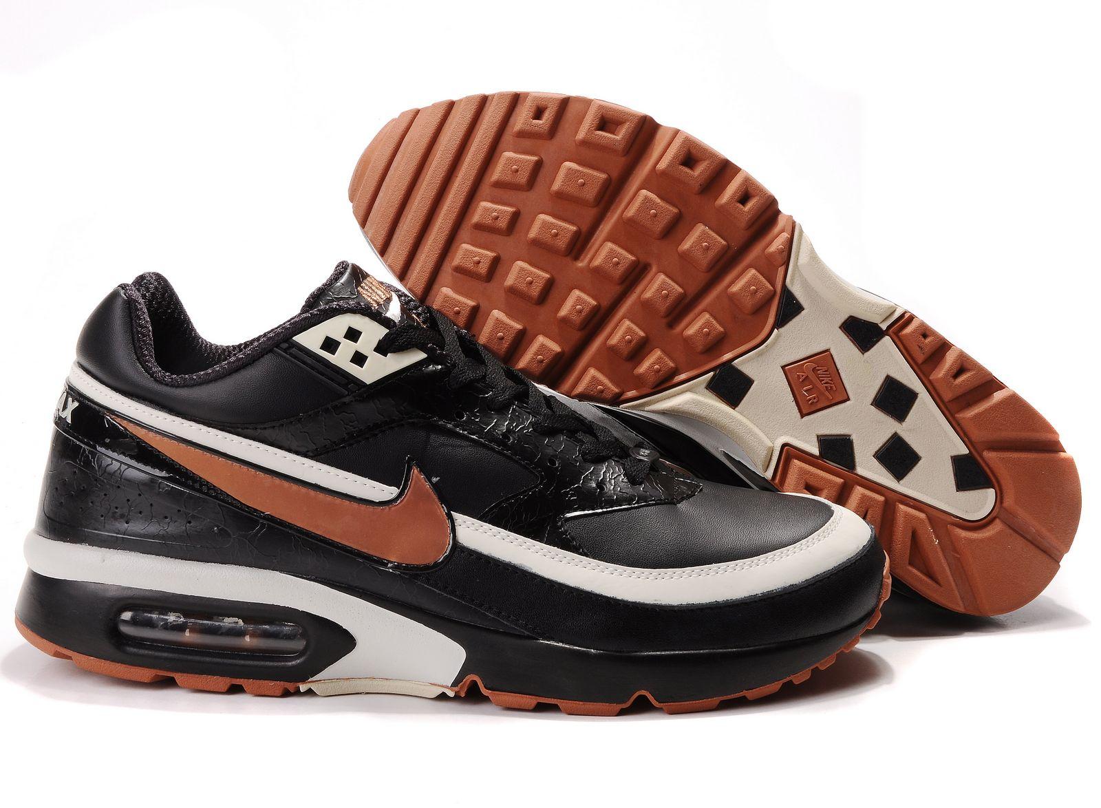 detailed look 4aeb1 51fec Chaussures Bw Noir Brun Hommes Pas Chere,air max bw,en promotion
