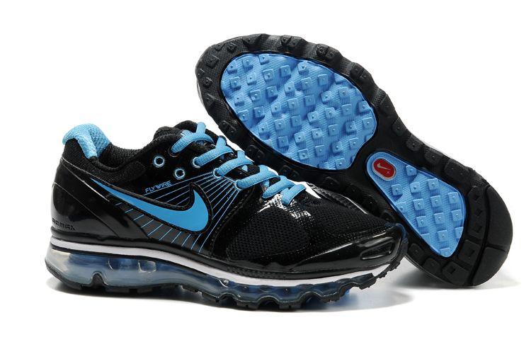 best loved 4246e 6fbc9 Chaussures 2013 Noirbleu Femmes,air max 90 femme,grande surprise,Pas