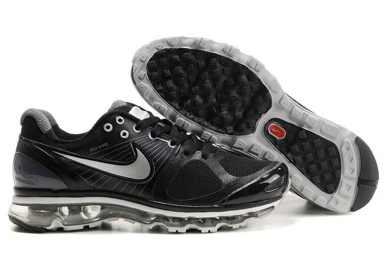 separation shoes ca56b 423da Chaussures 2013 Noir gris Hommes,sac pas cher,magasin solde,Pas Cher